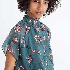 Madewell Cherry Blossom Top Medium